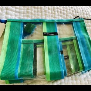 Tote Le Monde Cosmetic Travel Bags